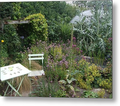 Metal Print featuring the photograph Summer Retreat by Richard Reeve