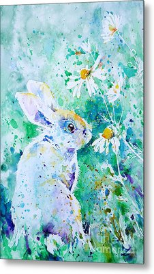 Summer Smells Metal Print by Zaira Dzhaubaeva