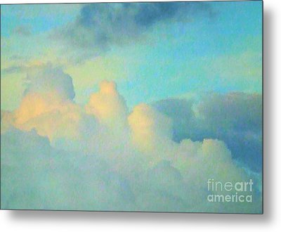 Summer Sunset Metal Print by Robyn King