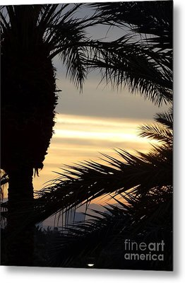 Summerlin Sunset Metal Print