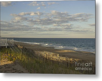 Metal Print featuring the photograph Summer's Farewell by Alice Mainville