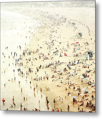 Summertime Metal Print by Bree Madden