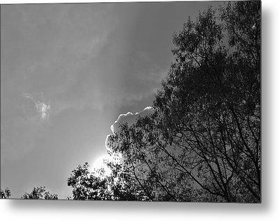 Sun Rays Metal Print by Thomas  MacPherson Jr