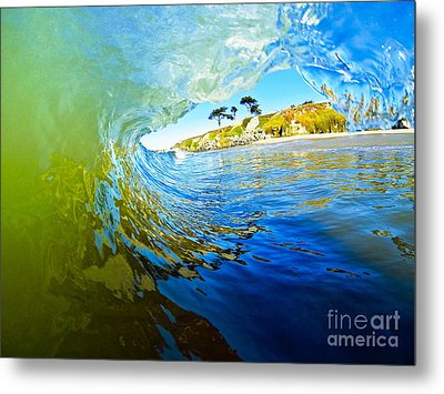 Metal Print featuring the photograph Sun Shade by Paul Topp