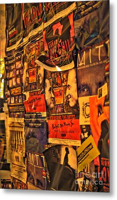 Sundance 2014 Movie Posters Metal Print