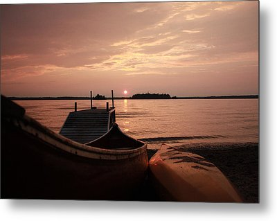 Sundowner Metal Print