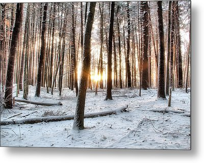 Sunrise Metal Print by Andrea Galiffi