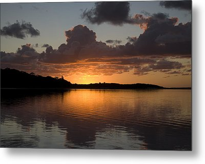 Sunrise At Smiths Lake Metal Print by Sandro Rossi