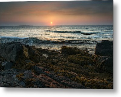 Sunrise By Giant Steps Metal Print by Darylann Leonard Photography