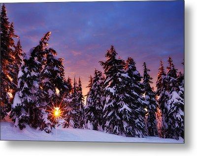 Sunrise Dreams Metal Print