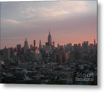 Sunrise Metal Print by James Dolan