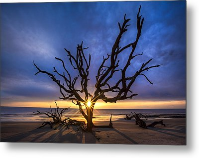 Sunrise Jewel Metal Print