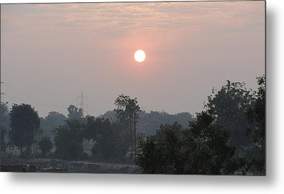Sunrise Metal Print by Makarand Kapare