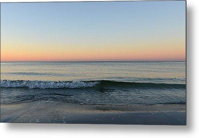 Sunrise On Alys Beach Metal Print by Julia Wilcox