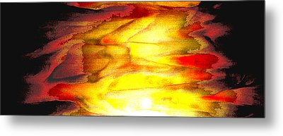 Sunrise On The Steps Of Heaven Metal Print by Bruce Iorio