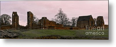 Sunrise Over Bradgate Metal Print by Linsey Williams
