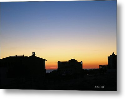Metal Print featuring the photograph Sunrise Over Cortez by Dick Botkin