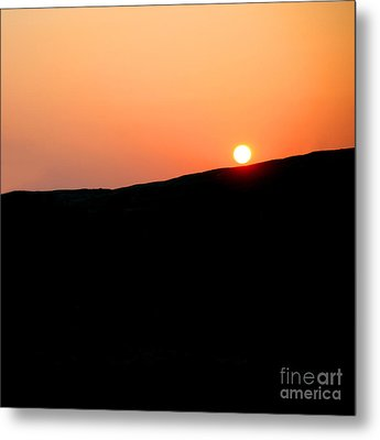 Sunset Metal Print by Craig B