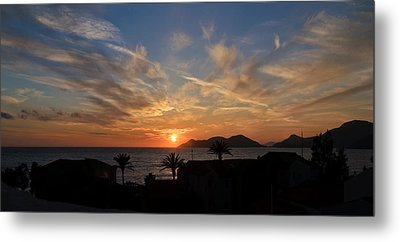 Sunset Metal Print by Ivelin Donchev