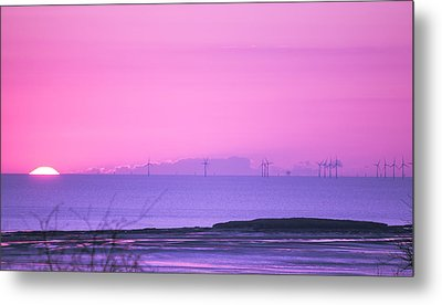 Sunset Metal Print by Spikey Mouse Photography