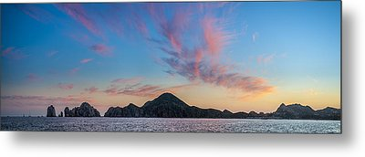Sunset Over Cabo Metal Print by Sebastian Musial