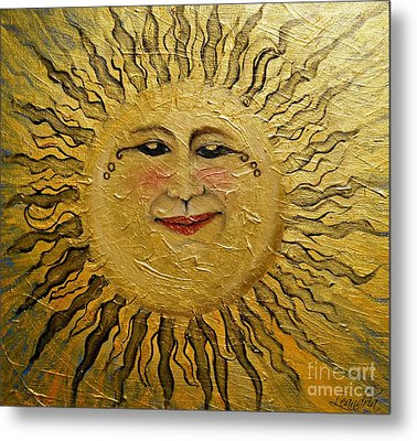 Sunshine 2012 Metal Print