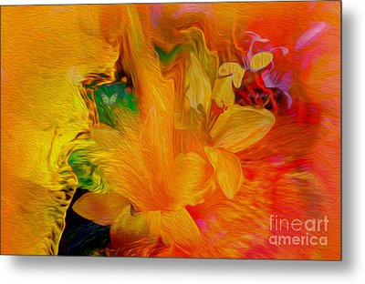 Sunshine In My Heart For You Metal Print by Sherri's Of Palm Springs