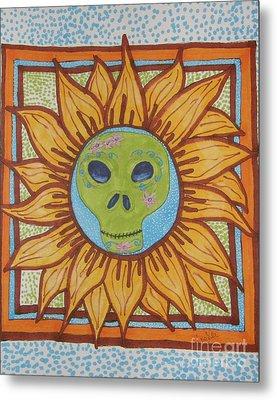 Sunshine Metal Print by Marcia Weller-Wenbert