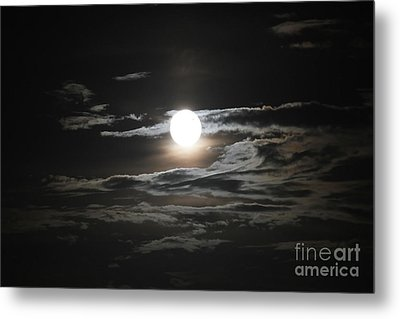 Super Moon 2013 Metal Print