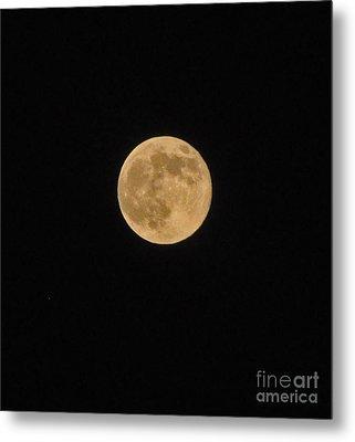 Super Moon 8 10 14 Metal Print