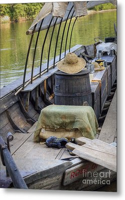 Metal Print featuring the photograph Supper Is Ready by Pete Hellmann