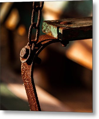 Metal Print featuring the photograph Support by Haren Images- Kriss Haren