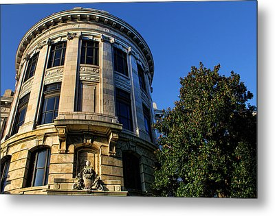 Supreme Court Building - New Orleans Metal Print