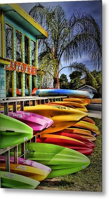 Surf's Up Metal Print by Robert McCubbin