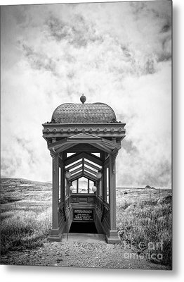Subway Surreal Metal Print by Edward Fielding