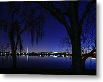 Swamp Land No More Metal Print by Metro DC Photography