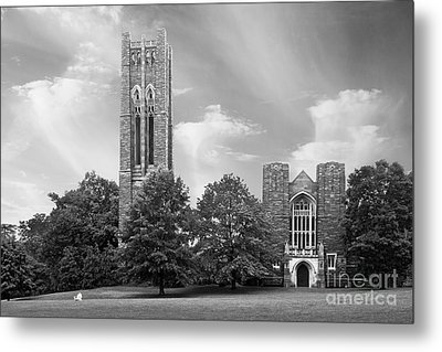 Swarthmore College Clothier Hall Metal Print by University Icons