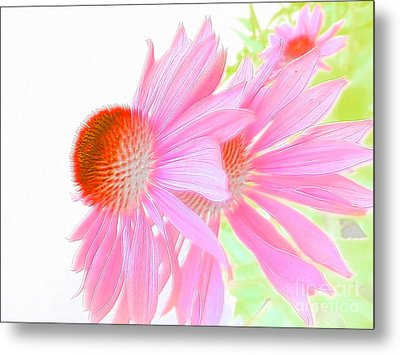 Sweet And Gentle Metal Print by Angelia Hodges Clay