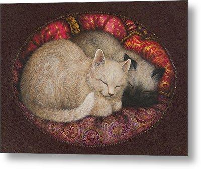 Sweet Dreams Metal Print by Lynn Bywaters