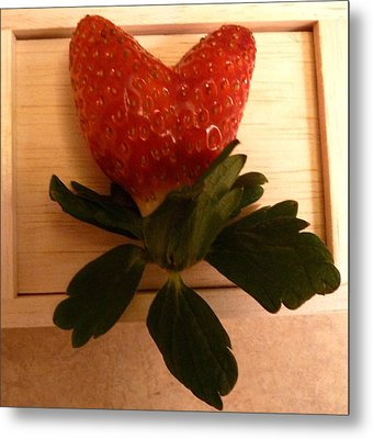 Sweet Heart Metal Print