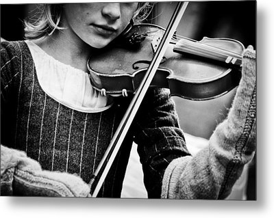 Sweet Music Metal Print by Off The Beaten Path Photography - Andrew Alexander