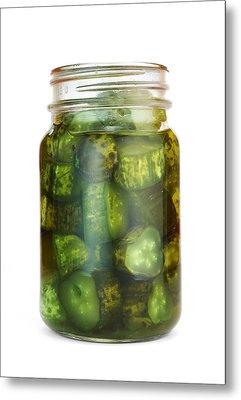 Sweet Pickles Metal Print