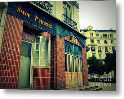 Sweet Princess 2 Metal Print by Shawna Gibson
