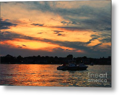Sweeter For This Metal Print by Christine Segalas