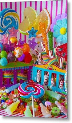 Sweets 3 Metal Print