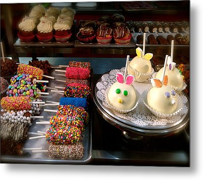 Sweets For The Sweet Metal Print