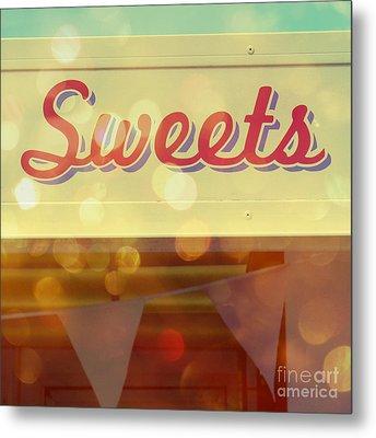 Sweets Metal Print