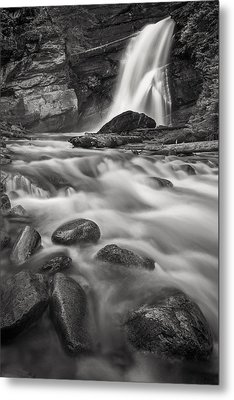 Swept Away Metal Print by Jon Glaser