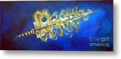Sword Of The Word Metal Print