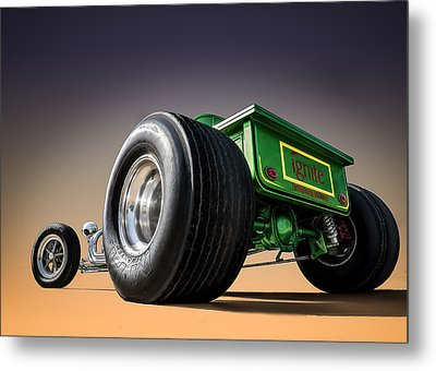 T Bucket Metal Print by Douglas Pittman